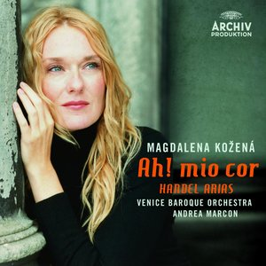Image for ''Ah! mio cor' Handel: Arias'