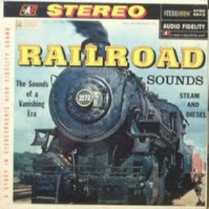 Image pour 'Railroad Sounds, Steam and Diesel'