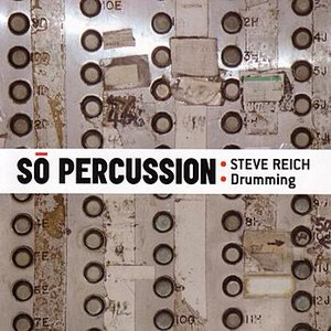 Image for 'Steve Reich: Drumming, Part Three'