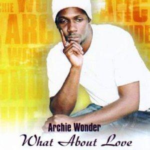 Image for 'Archie Wonder'