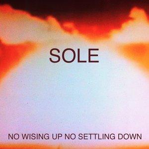 Bild für 'No Wising Up No Settling Down'
