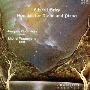 Image for 'Edvard Grieg Sonatas for Violin and Piano'