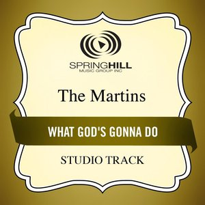 Image for 'What God's Gonna Do (Medium Key Performance Track Without Background Vocals)'