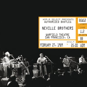 Image for 'Authorized Bootleg/Warfield Theatre, San Francisco, CA, February 27, 1989'