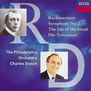 Image for 'Rachmaninov: Symphony No.1;The Isle of the Dead'