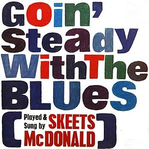 Image for 'Goin' Steady With The Blues'