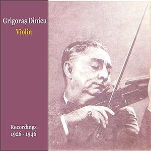 Image for 'Romanian Violin / Romanian Folk Music in 78 RPM / Recordings 1924-1946'