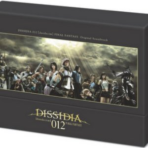 Image pour 'DISSIDIA 012 FINAL FANTASY Original Soundtrack [Limited Edition]'