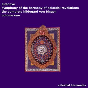 Imagem de 'Symphony of the Harmony of Celestial Revelations: The Complete Hildegard Von Bingen, Vol. 1'