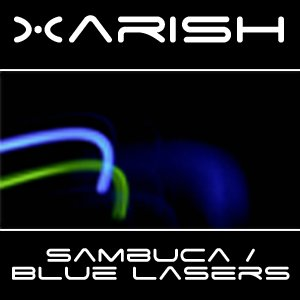 Bild für 'Sambuca/Blue Lasers'
