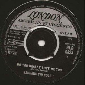 Image for 'Barbara Chandler'