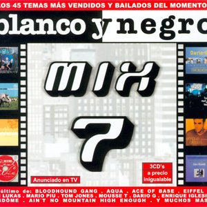 Image for 'Blanco y Negro Mix 7 (disc 1: Popdance)'