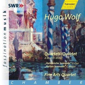 Image for 'Wolf: String Quartet in D Minor / Italian Serenade in G Major'