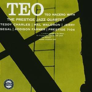 Image for 'Teo Macero With The Prestige Jazz Quartet'