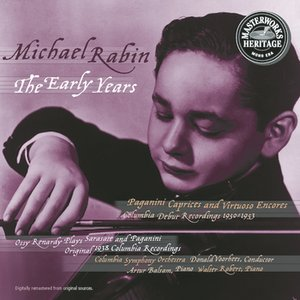 Image for 'Michael Rabin'