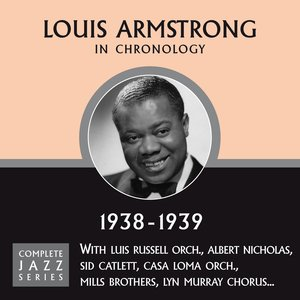 Image for 'Complete Jazz Series 1938 - 1939'