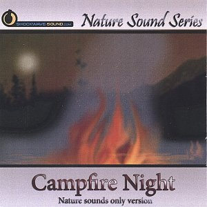 Image for 'Campfire Night (Nature sounds only version)'