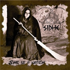 Image for 'She is a Witch'