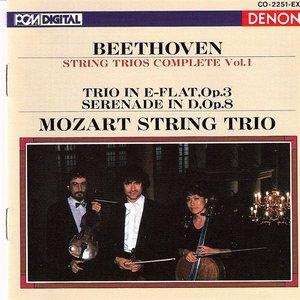 Imagen de 'Ludwig Van Beethoven: String Trios'