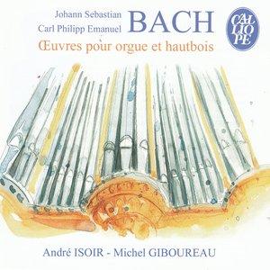 Image for 'Bach: Oeuvres pour orgue et hautbois'