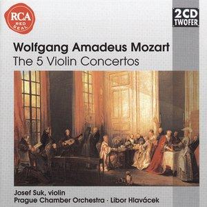 Image for 'Mozart: Violin Concertos Nos 1-5'