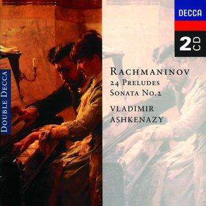 Image pour 'Rachmaninov: 24 Preludes; Piano Sonata No. 2'