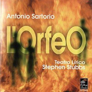 Image for 'Sartorio: L'OrfeO'