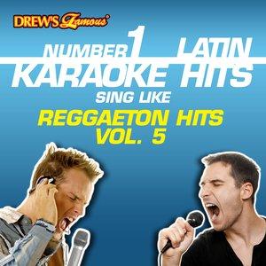 Image for 'Drew's Famous #1 Latin Karaoke Hits: Reggaeton Hits Vol. 5'