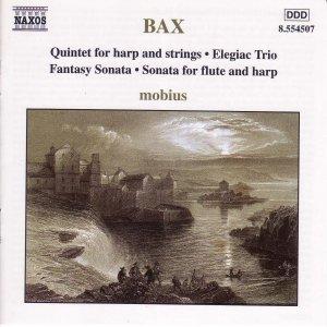 Bild för 'BAX: Harp Quintet / Elegiac Trio / Fantasy Sonata'