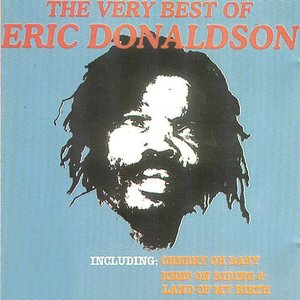 Imagem de 'The Very Best of Eric Donaldson (24 Reggae Hits)'