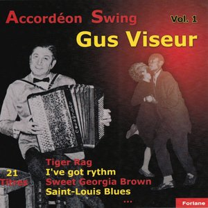 Image for 'Accordéon Swing, vol. 1 (Belgian/French Accordion)'