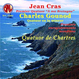 "Image for 'Premier Quatuor ""A ma Bretagne"": I. lent'"