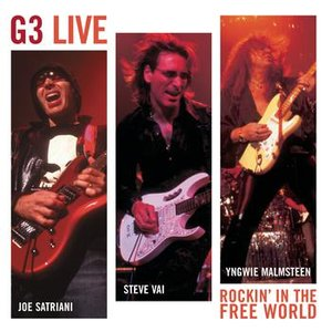 Bild för 'G3 Live:  Rockin' in the Free World'