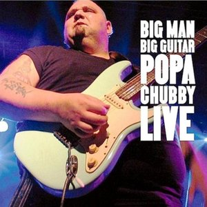 Image for 'Big Man Big Guitar Live'