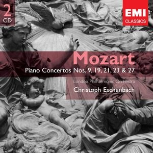 Image for 'Mozart: Piano Concerto Nos. 9,19,21,23 & 27'