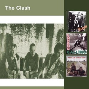Immagine per 'The Clash (UK Version)  - London Calling - Combat Rock'