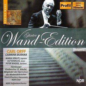 Image for 'Carl Orff: Carmina Burana'