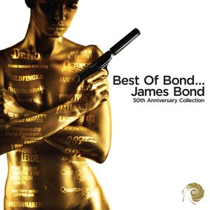 Image for 'Best of Bond...James Bond 50th Anniversary Collection'