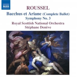 Image for 'Albert Roussel: Bacchus and Aradne (complete), Suite in F'