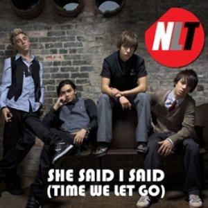 Image for 'She Said, I Said (Time We Let Go)'