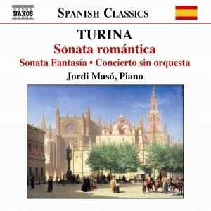 Image for 'TURINA: Romantic Sonata on a Spanish theme / Fantasy Sonata / Magical Corner'
