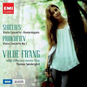 Image for 'Prokofiev & Sibelius: Violin Concertos'