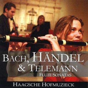 Immagine per 'Bach, Handel & Telemann Flute Sonatas'