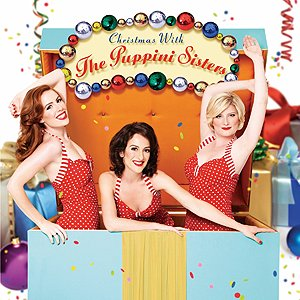 Image pour 'Christmas With The Puppini Sisters'
