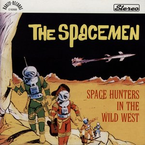 Image for 'Space Hunters In The Wild West'