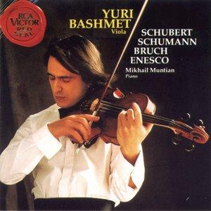 Image for 'Schubert/Schumann/Bruch/Enescu'