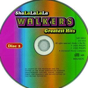 Image for 'Sha-La-La-La-La / The Walkers Greatest Hits'