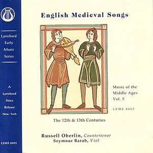 Image for 'English Medieval Songs'