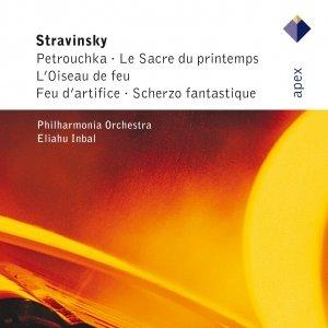 Image for 'Stravinsky : L'oiseau de feu, Petrushka & Le sacre du printemps'