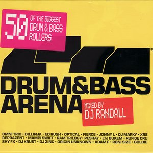 Image for 'Drum & Bass Arena (Mixed by DJ Randall) (disc 3)'
